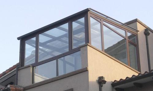 烟台断桥铝包阳台