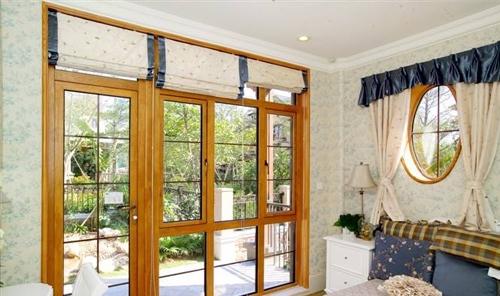 铝木门窗价格