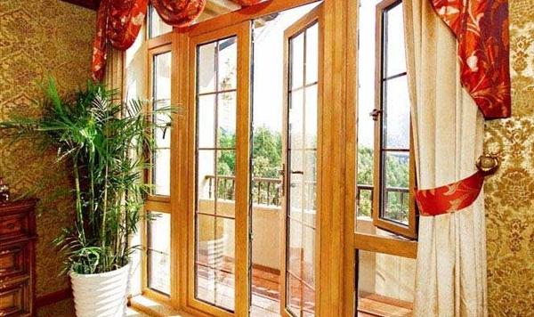 烟台铝木门窗定制
