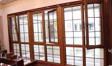 莱州铝包木门窗