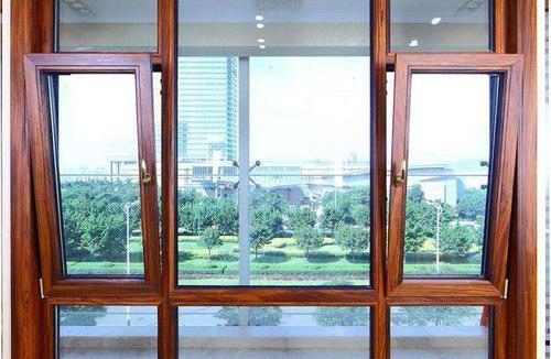 烟台铝包木门窗